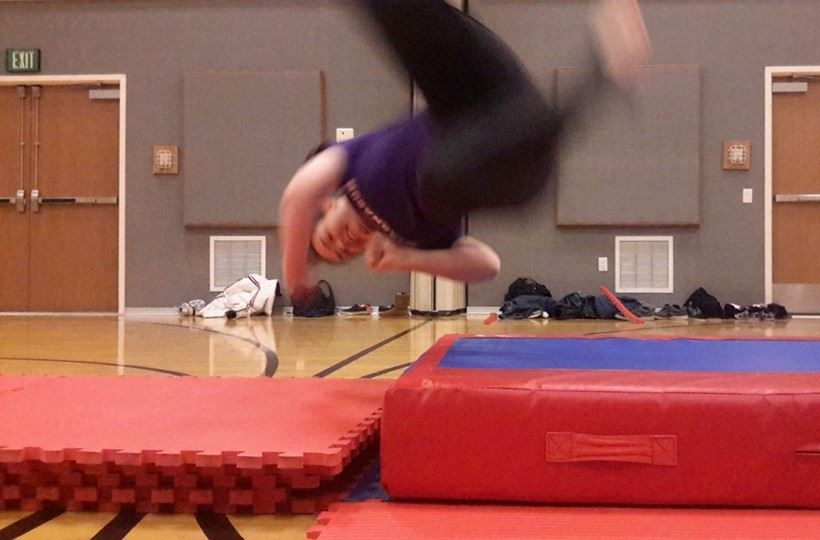 Tricking and Acrobatics