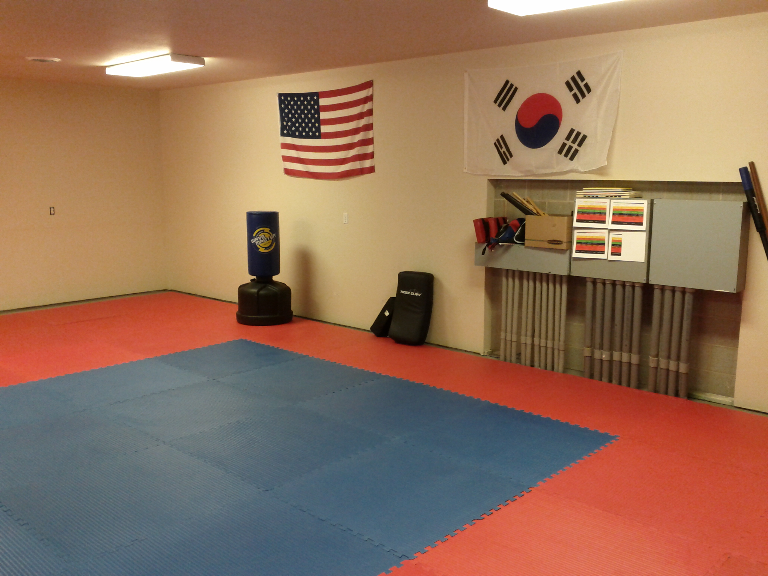 Picture of Taekwondo Dojang